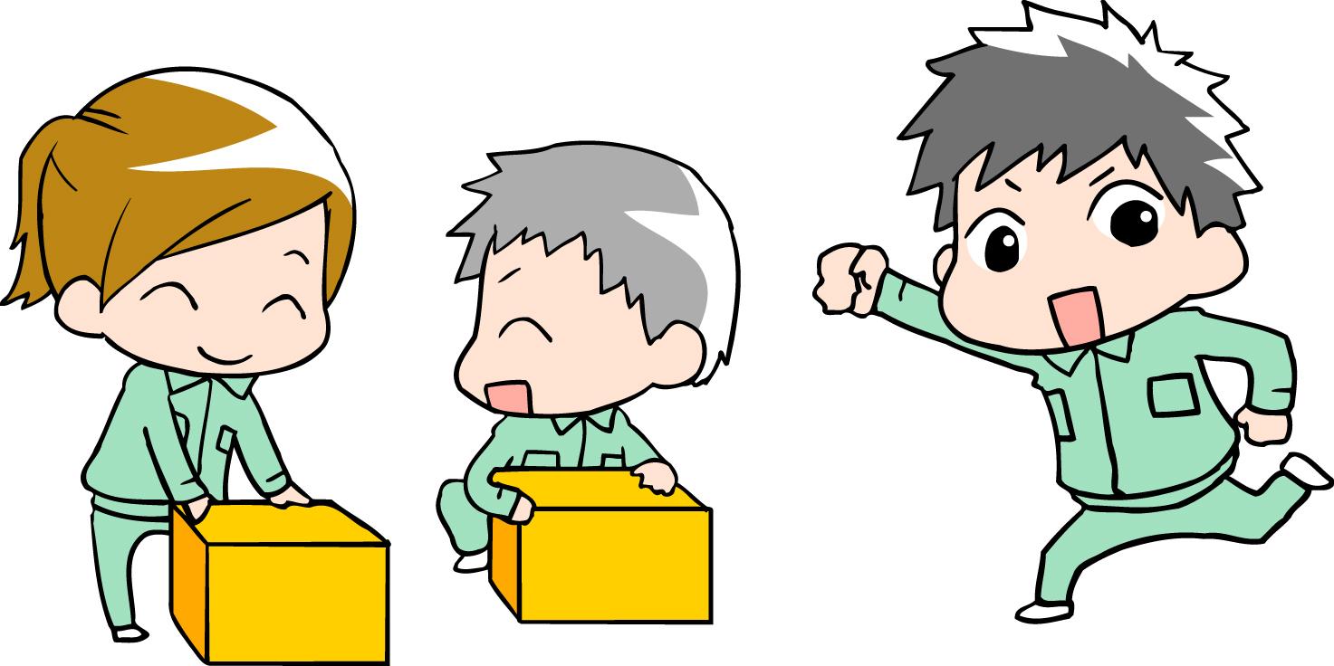[キャラクターグッズ通販倉庫での現場管理サポート・週払いOK](海神)